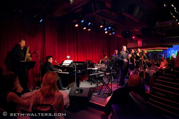 Photo Flash: William Blake's ECHOES OF ETTA Returns to Broadway at Birdland Series