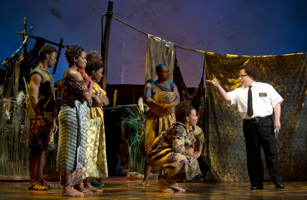 BWW Reviews: The National Tour of BOOK OF MORMON at the Denver Center - OMG Funny!