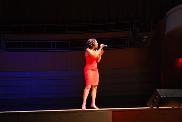Crystal Joy at Segerstrom Center for the Arts Previews 2012-13 B'way Season