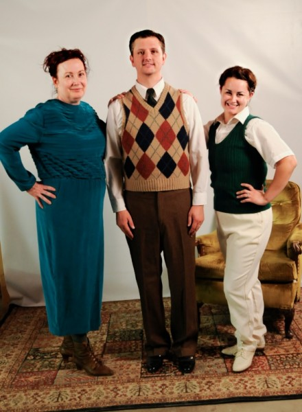 Photo Flash: First Look at Zion Theatre Company's SWALLOW THE SUN