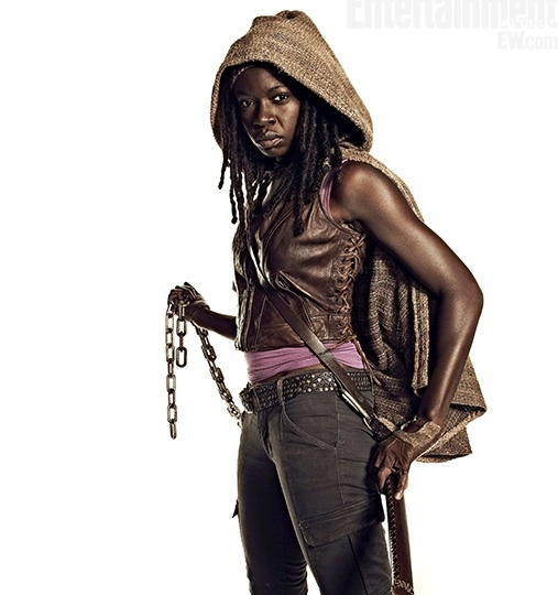 Photo Flash: New Character Portraits Revealed for AMC's THE WALKING DEAD