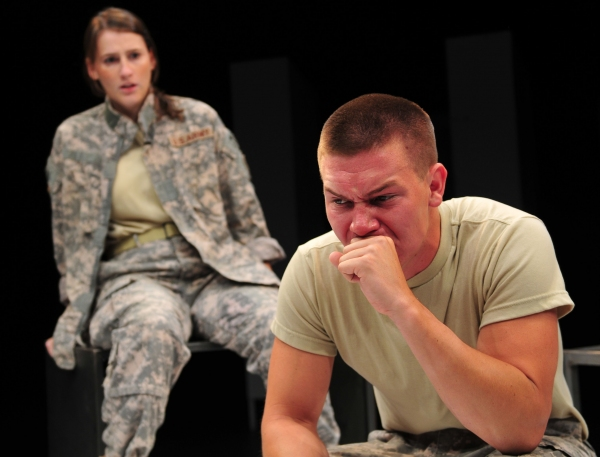 Photos: First Look at Gloucester Stage's 9 CIRCLES