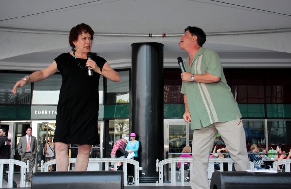Judy Kaye, Michael McGrath at ROCK OF AGES, MAMMA MIA!, and More Perform at 'Taste of Broadway'