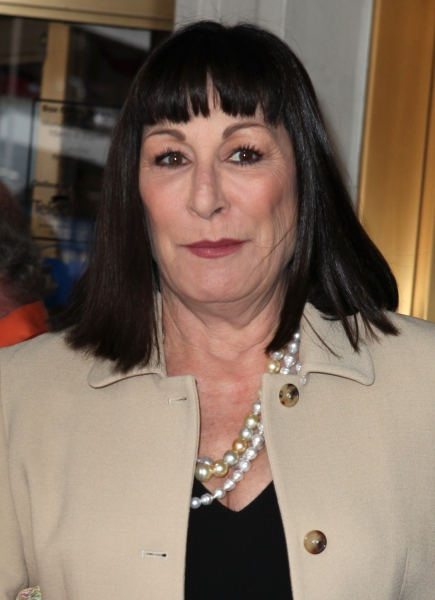 Anjelica Huston at Kristin Davis, John Larroquette, and More Celebrate Gore Vidal