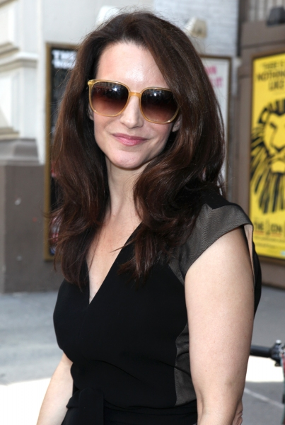 Kristin Davis at Kristin Davis, John Larroquette, and More Celebrate Gore Vidal