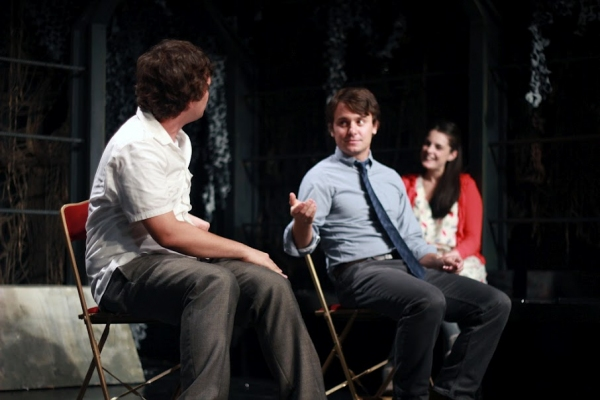 Photo Flash: THE IMPROVISED PLAY at Soho Playhouse