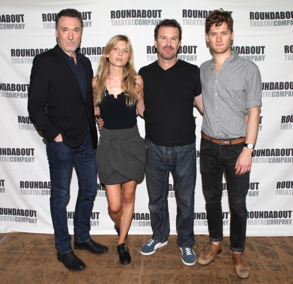 Photo Coverage: Meet the Cast of CYRANO DE BERGERAC - Douglas Hodge, Patrick Page, Clemence Poesy, Kyle Soller & More!