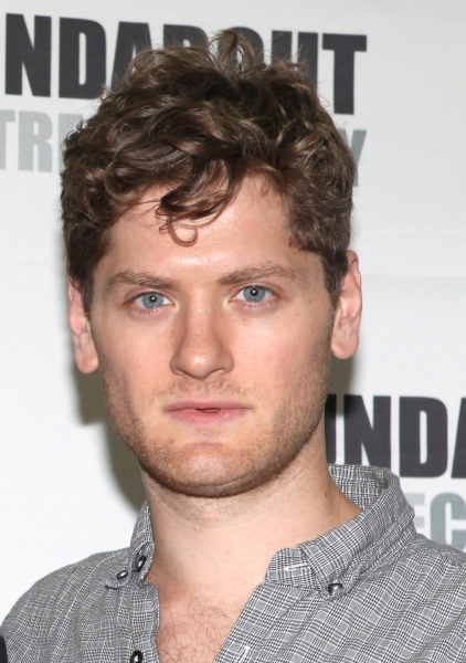 Kyle Soller  at Meet the Cast of CYRANO DE BERGERAC - Douglas Hodge, Patrick Page, Clemence Poesy, Kyle Soller & More!