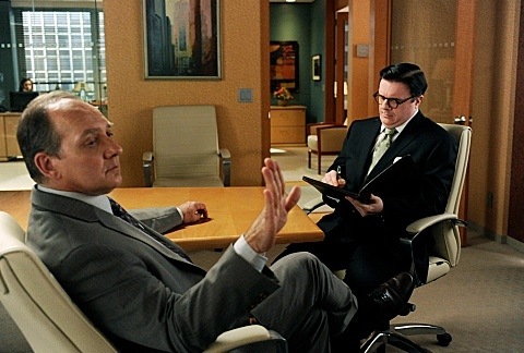 Photo Flash: First Look - Nathan Lane on Season Premiere of THE GOOD WIFE