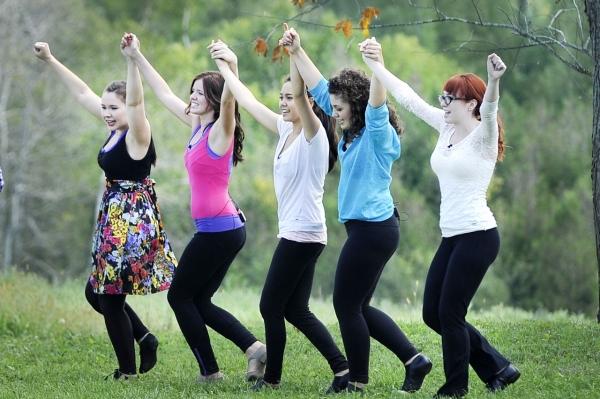 Photo Flash: Canada's Top 20 Dorothys Continue OVER THE RAINBOW Journey at 'Dorothy Farm'