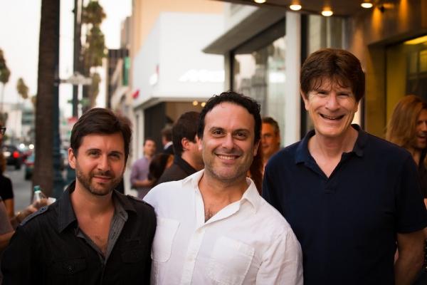 Robert Glen Decker, Joe Symon and Steven Stanley