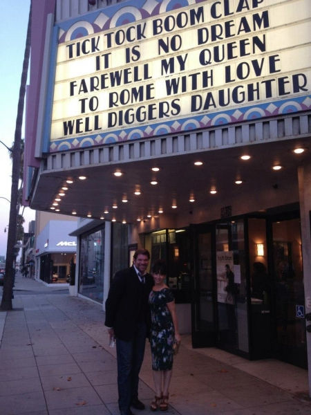 Sam Zeller and Melissa Fahn Photo