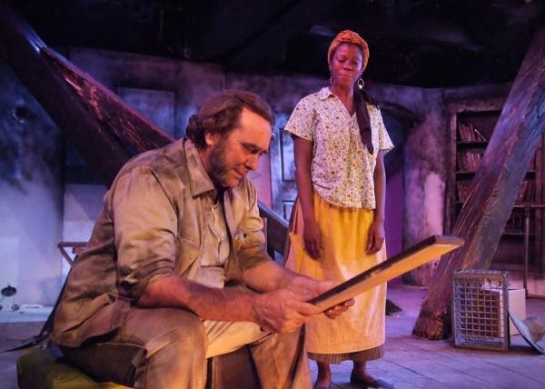 Photo Flash: Fountain Theatre Opens U.S. Premiere of Athol Fugard's THE BLUE IRIS Tonight, 8/24