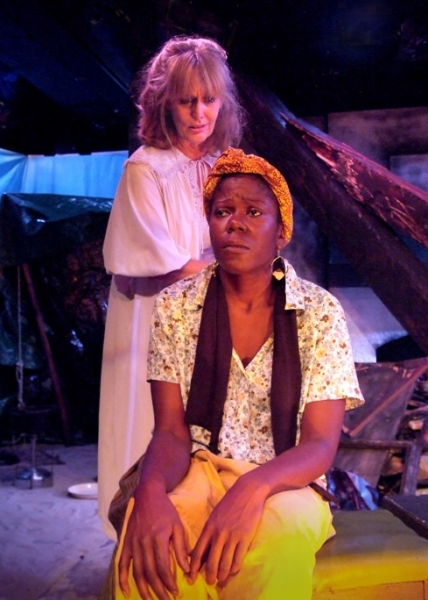 Photo Flash: Fountain Theatre Opens U.S. Premiere of Athol Fugard's THE BLUE IRIS Tonight, 8/24