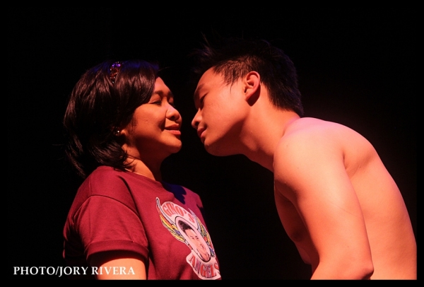 Photo Coverage: First Look at BONA, Starring Eugene Domingo, Edgar Allan Guzman