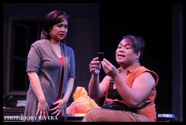 Eugene Domingo, Joey Paras