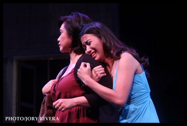 Eugene Domingo, Olive Nieto Photo