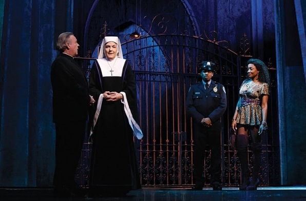 BWW Flashback: SISTER ACT Ends Divine Broadway Run Today, August 26