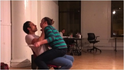 Photo Flash: Araca Project's HOT MESS IN MANHATTAN in Rehearsal Off-Broadway