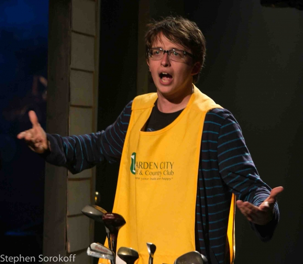 Will Roland at First Look at Barrington Stage Company's THE BLACK SUITS