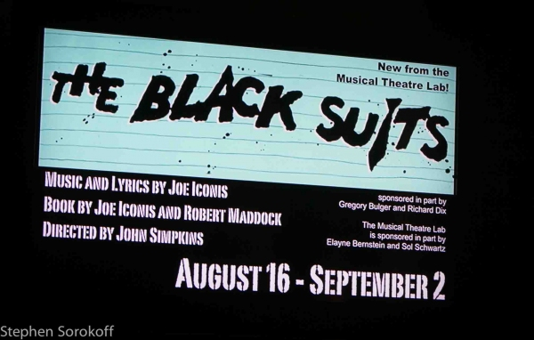 Photo Coverage: First Look at Barrington Stage Company's THE BLACK SUITS