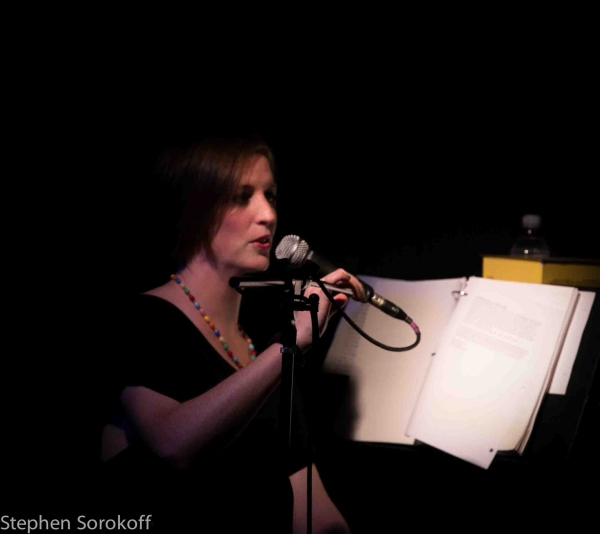 Carmel Dean at Carmel Dean, Alysha Umphress and More at THE SWEET SONGS OF CARMEL DEAN at Mr. Finn's Cabaret