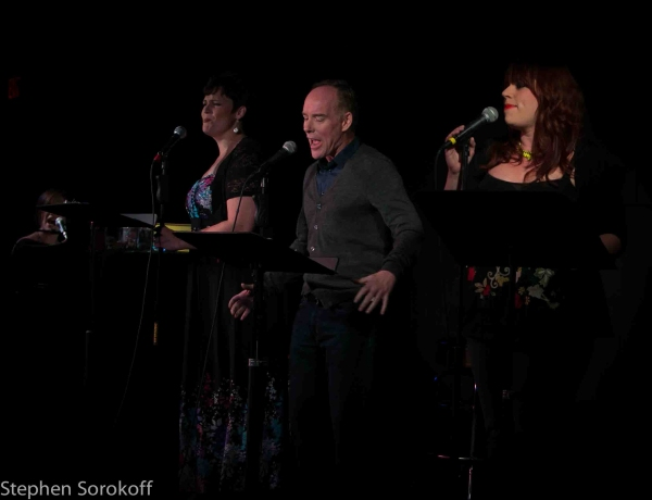 Lisa Howard, Michael Winther, Alysha Umpress