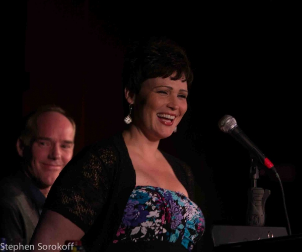 Photo Coverage: Carmel Dean, Alysha Umphress and More at THE SWEET SONGS OF CARMEL DEAN at Mr. Finn's Cabaret