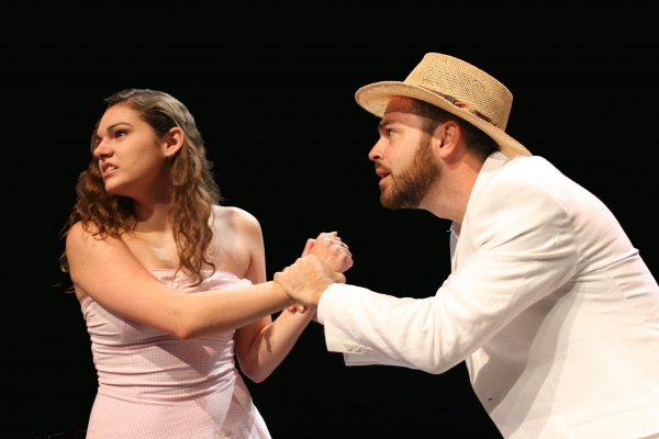 Photo Flash: First Look at THE NIGHT OF THE IGUANA at EPAC