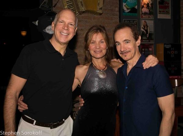 David Zeppel, Deborah McDowell, Jason Graae