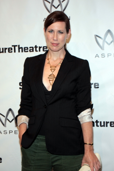 Miriam Shor at Lois Smith, Gary Cole, and More at HEARTLESS' Opening Night!
