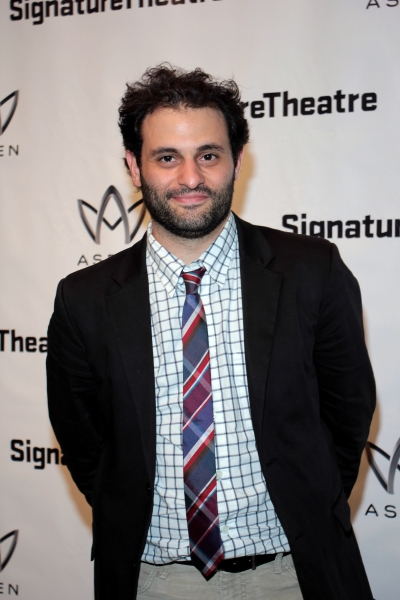 Arian Moayed at Lois Smith, Gary Cole, and More at HEARTLESS' Opening Night!