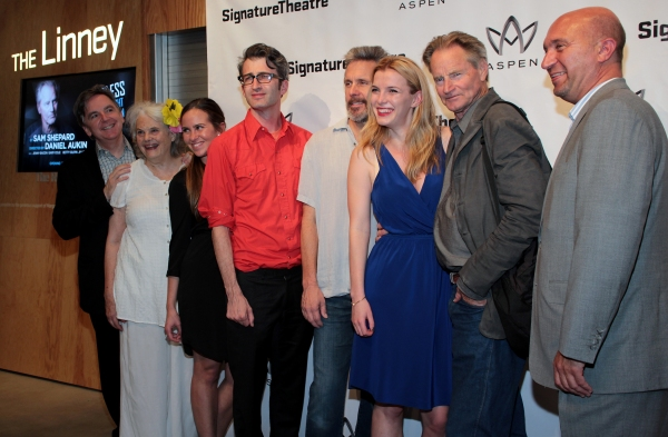 Photo Coverage: Lois Smith, Gary Cole, and More at HEARTLESS' Opening Night!