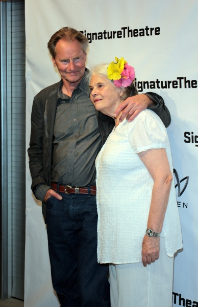 Sam Shepard, Lois Smith at Lois Smith, Gary Cole, and More at HEARTLESS' Opening Night!