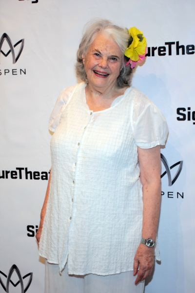 Lois Smith at Lois Smith, Gary Cole, and More at HEARTLESS' Opening Night!