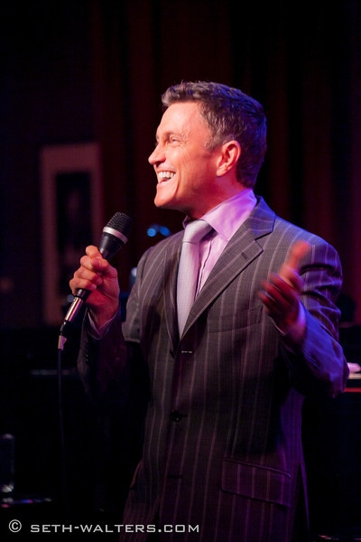 Photo Flash: Elaine Stritch and More at Jeff Harnar's DOES THIS MAKE ME LOOK FAT? at Birdland