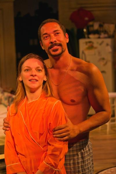Rachel Burttram and Brandon Morris