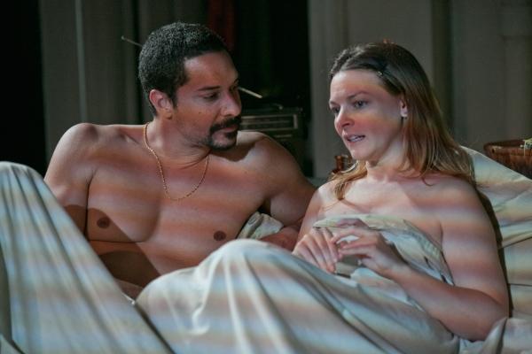 Brandon Morris and Rachel Burttram
