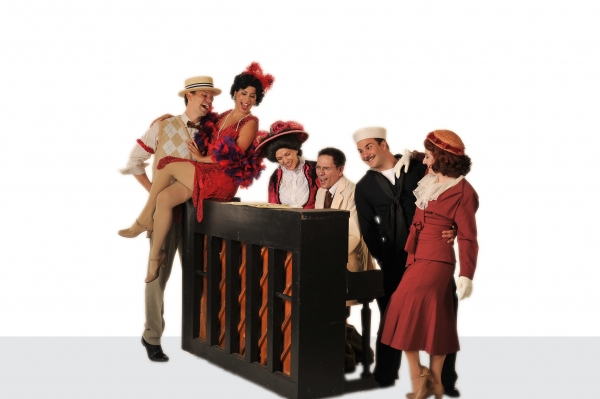 Photo Flash: First Look at Sierra Rep's I LOVE A PIANO