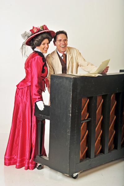 Jennylind Parris and Michael Vodde