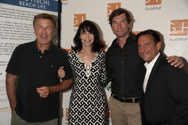 Photo Flash: Alec Baldwin, Illeana Douglas and More at Guild Hall's CELEBRITY AUTOBIOGRAPHY