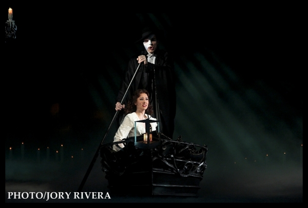 Photo Coverage: On Stage with THE PHANTOM OF THE OPERA in Manila