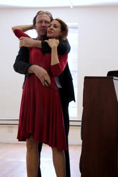 Jeff LeBeau, Michelle Clunie