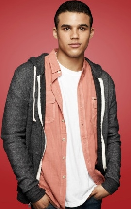 Jacob Artist at First Look - GLEE Season 4 Portraits