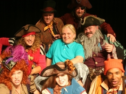 Photo Flash: Sneak Peek at Pumpkin Theatre's HOW I BECAME A PIRATE