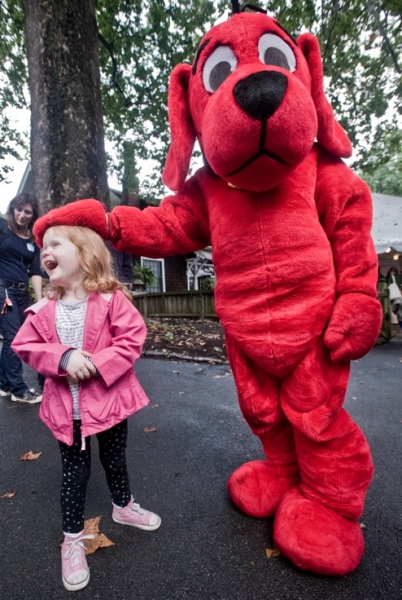 Photo Flash: Children's Book Day Set for Sunnyside in Tarrytown, Sept 15