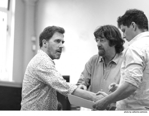 Photo Coverage: A CHORUS OF DISAPPROVAL With Brydon, Jensen and Harman!