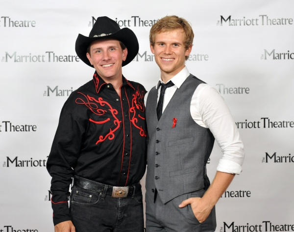 Kevin Barthel and Brian Bohr Photo