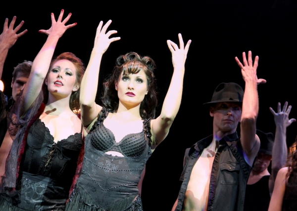 Photo Flash: CHICAGO at Beef & Boards Dinner Theatre