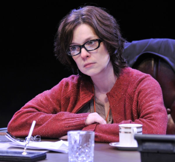 BWW Reviews: David Mamet's NOVEMBER at Alley Theatre - Delightfully Politically Incorrect